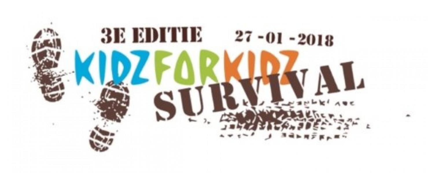 PB tec sponsorde Kidz for Kidz Survival