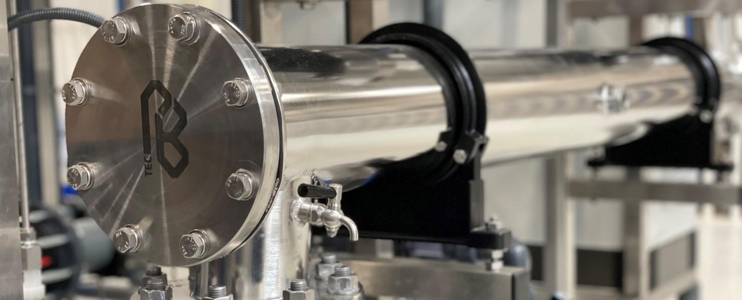 Standaard UV-dosis 250 mJ/cm2 óók effectief tegen ToBRFV in drainwater